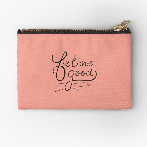 Feline Good - une citation de chat qui met de bonne humeur Pochette