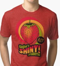 Shiny Berries Tri-blend T-Shirt