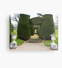 Topiary! Metal Print