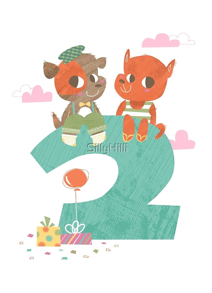 2 is the best number by SillyHilli