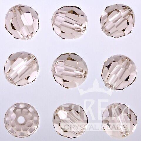 5000 6mm Round VINTAGE ROSE Swarovski Crystal Beads (12) by markluke