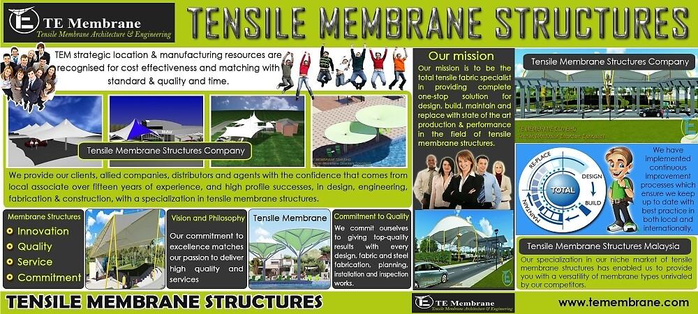 Tensile Membrane by TensileMembrane