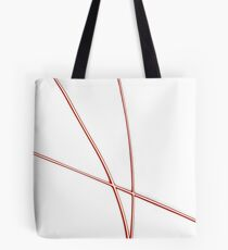 Computer generated abstract Tote Bag