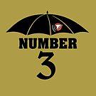 Number 3 by Slinky-Reebs