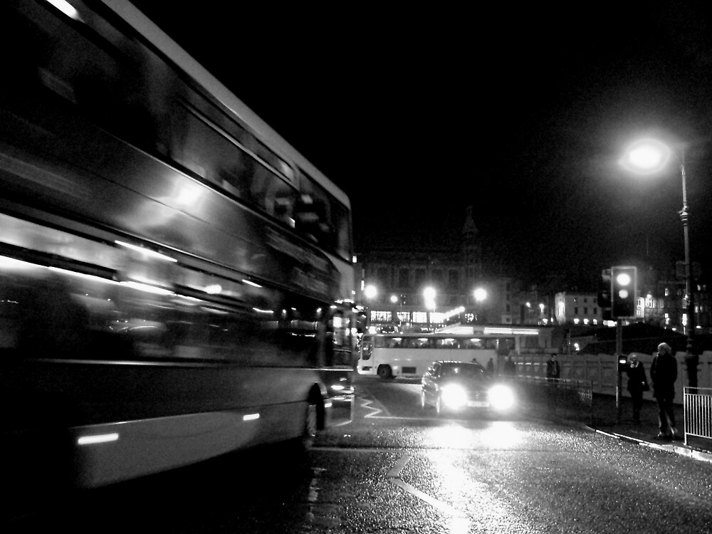 Waverley, nocturnal by armadillozenith