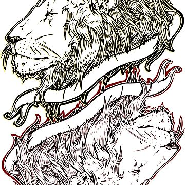 Lion by catesith