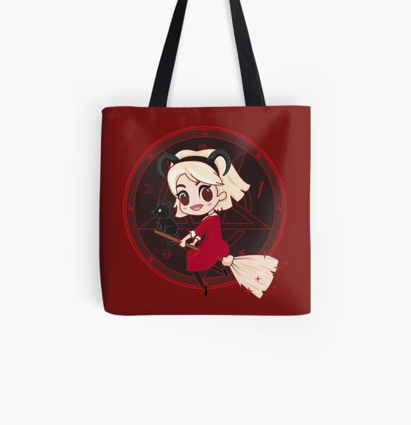 The Chibi Teenage Witch All Over Print Tote Bag