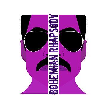 Bohemian Rhapsody by eriettataf
