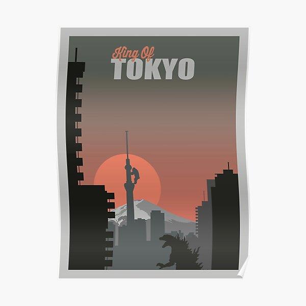 Godzilla Posters | Redbubble