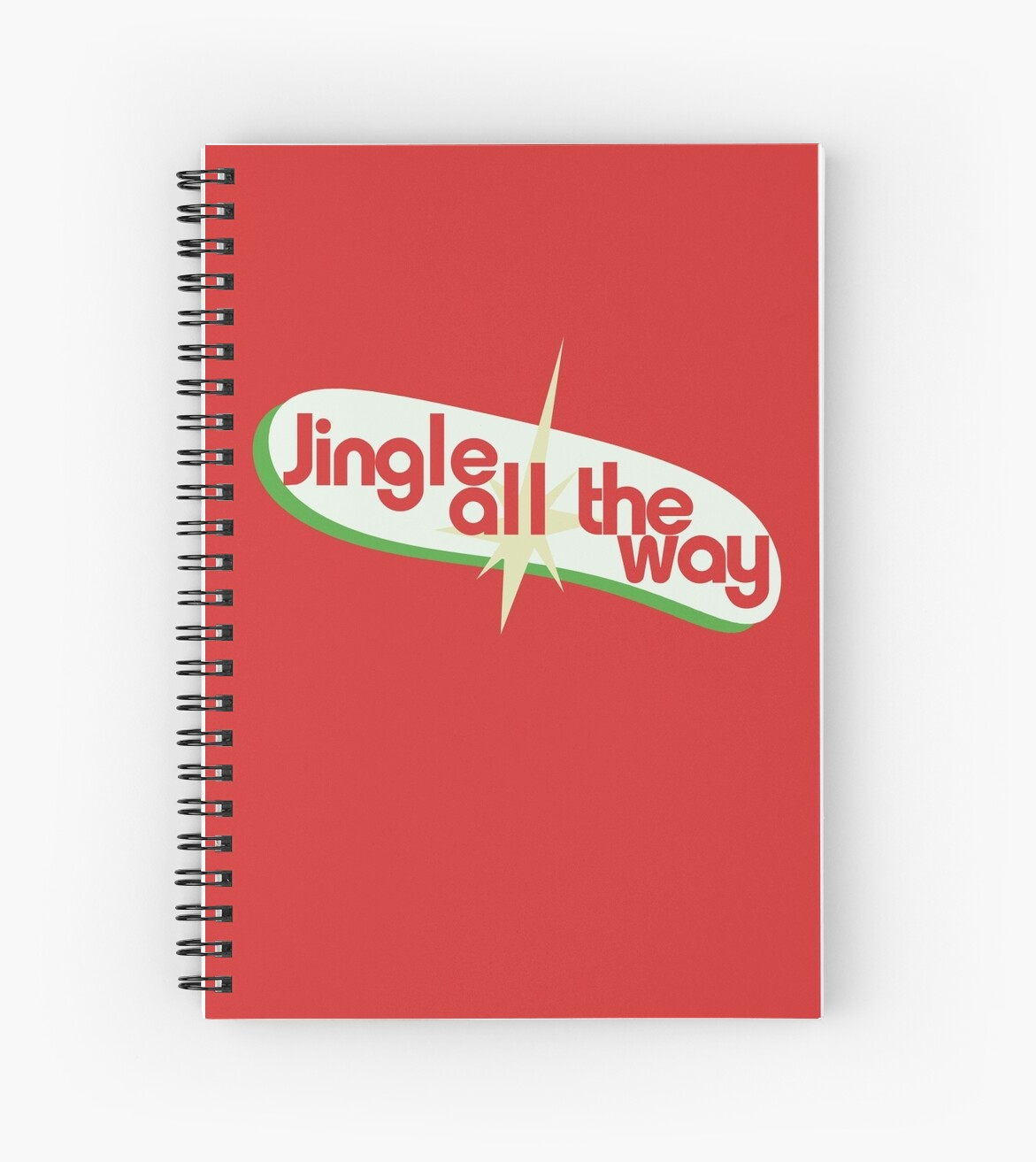 Jingle all the way christmas by BubbSnugg LC