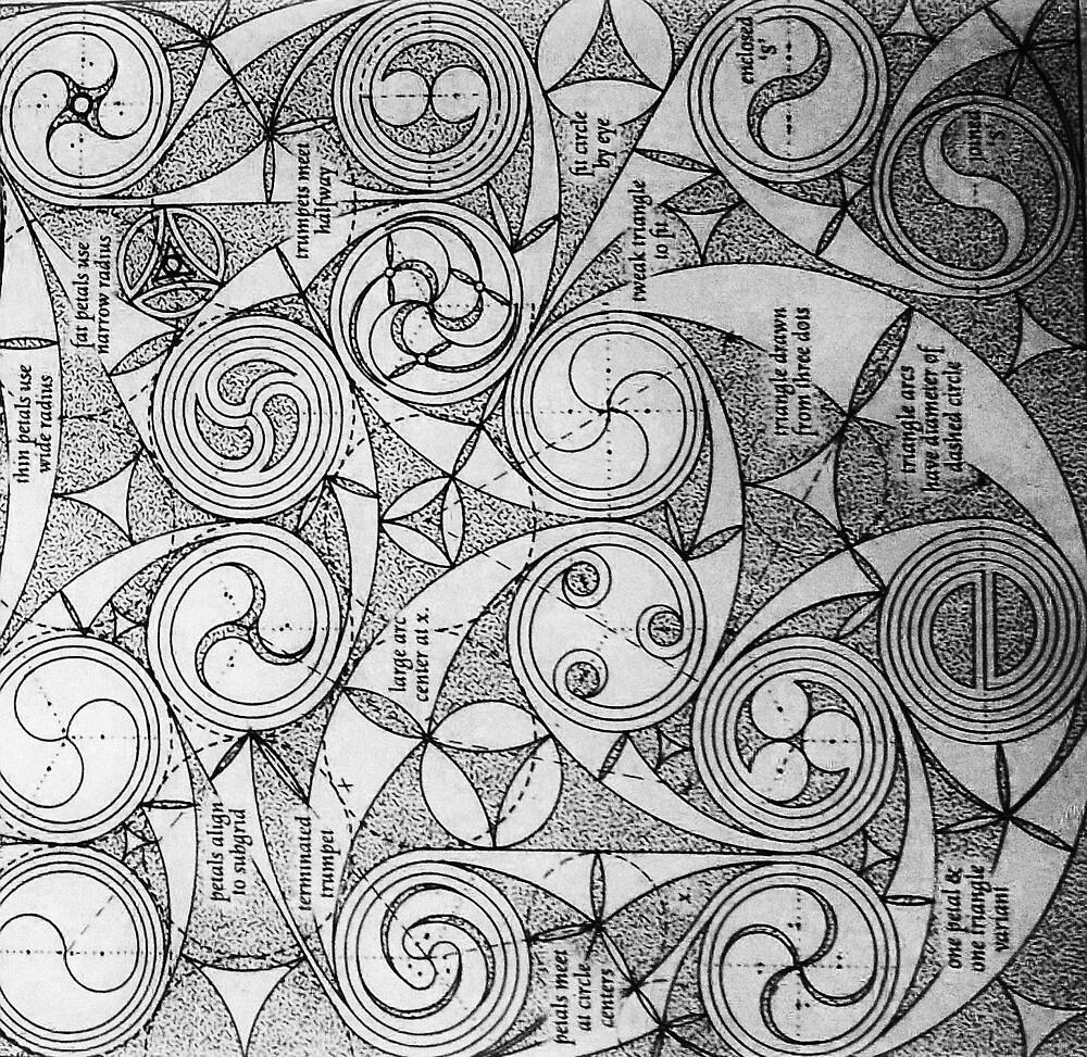 Zentagle Retro by AbstractCreatur