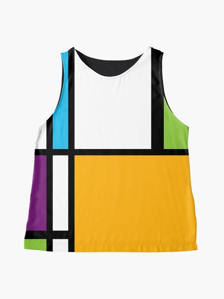 Alternate view of MONDRIAN ESSENCE Sleeveless Top
