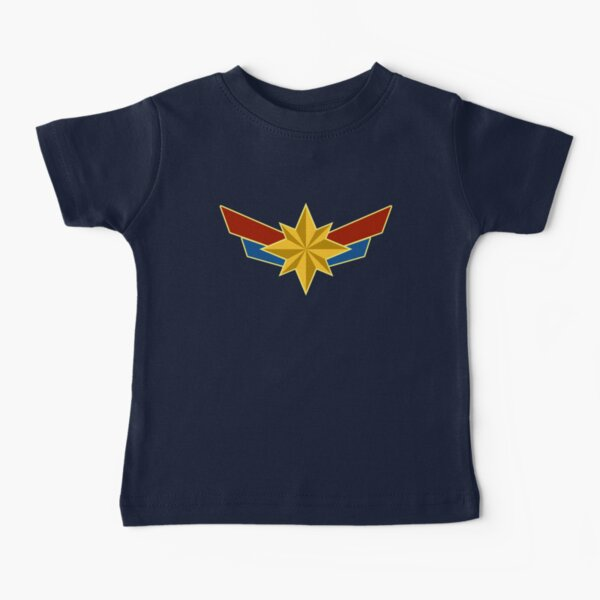 Super Heroine Baby T-Shirt
