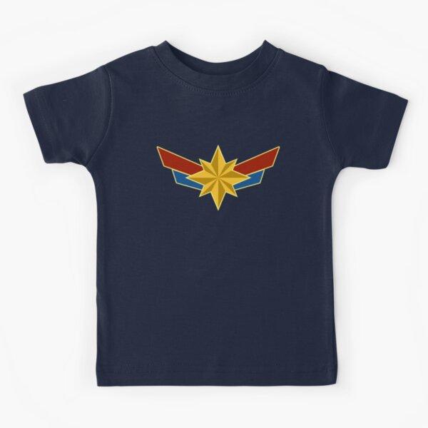 Super Heroine Kids T-Shirt
