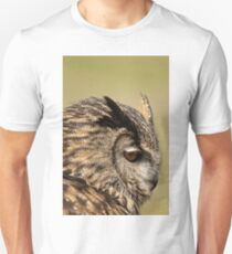Eurasion Eage Owl T-Shirt