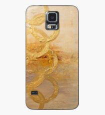 Crop Circles Case/Skin for Samsung Galaxy