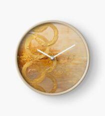 Crop Circles Clock