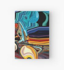Fish Eye Hardcover Journal