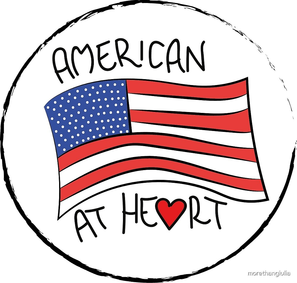 American At He♥rt by morethangiulia