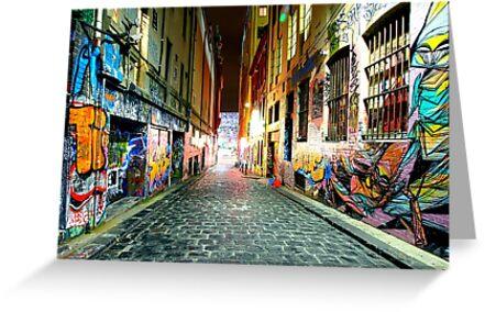 Street Gallery by Emma Holmes