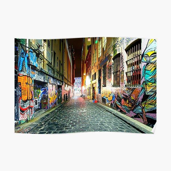 Street Gallery Poster