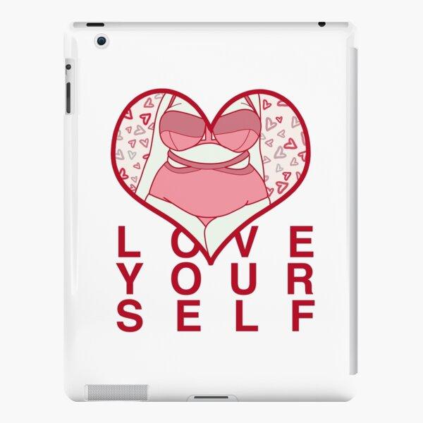 love yourself iPad Snap Case