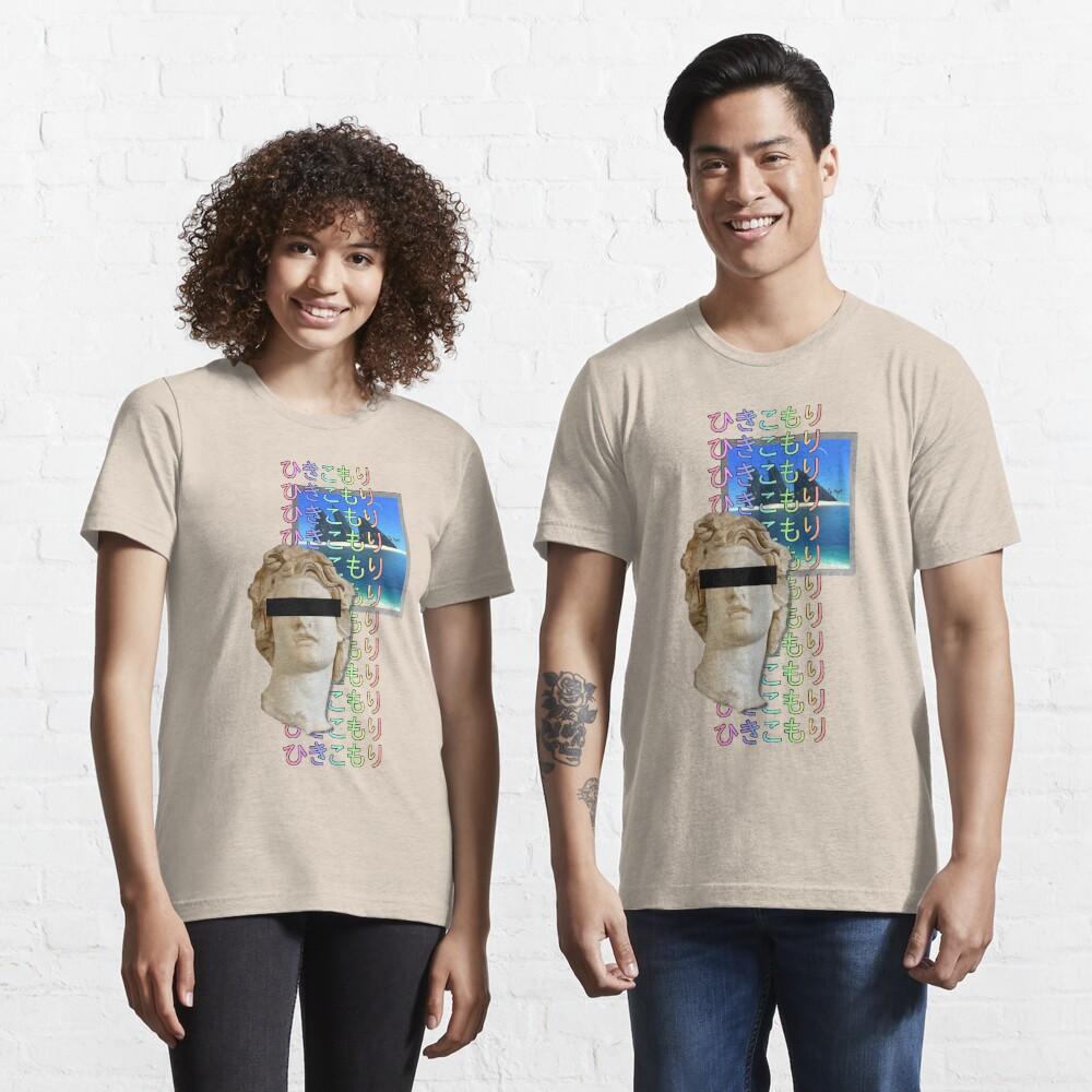 ひきこもり S W A G Essential T-Shirt