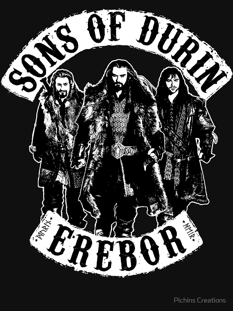 Sons of Durin by Ithy