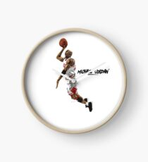 Michael Jordan Shirt Uhr