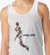 Michael Jordan Shirt Tank Top