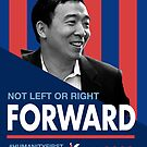 Andrew Yang - Not Left or Right  But Forward by derlaine