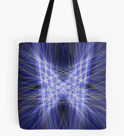 Laser Butterfly Tote Bag