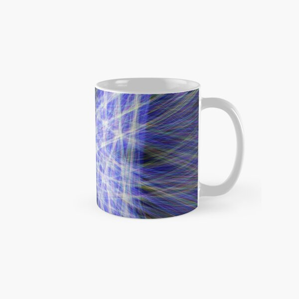 Laser Butterfly Classic Mug