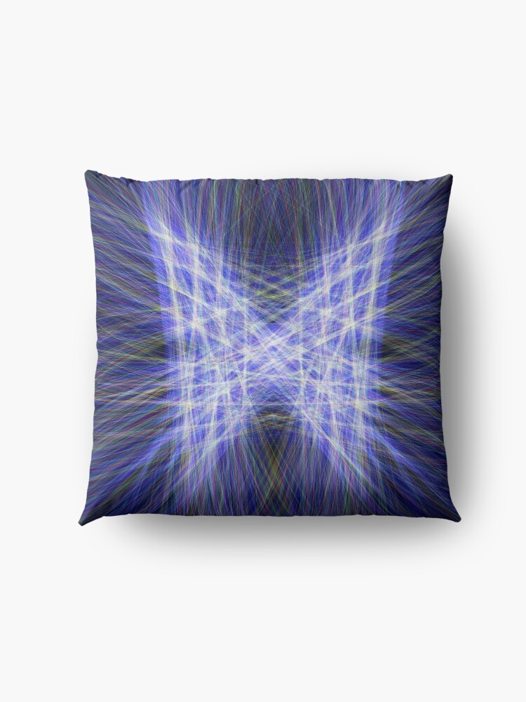 Alternate view of Laser Butterfly Floor Pillow