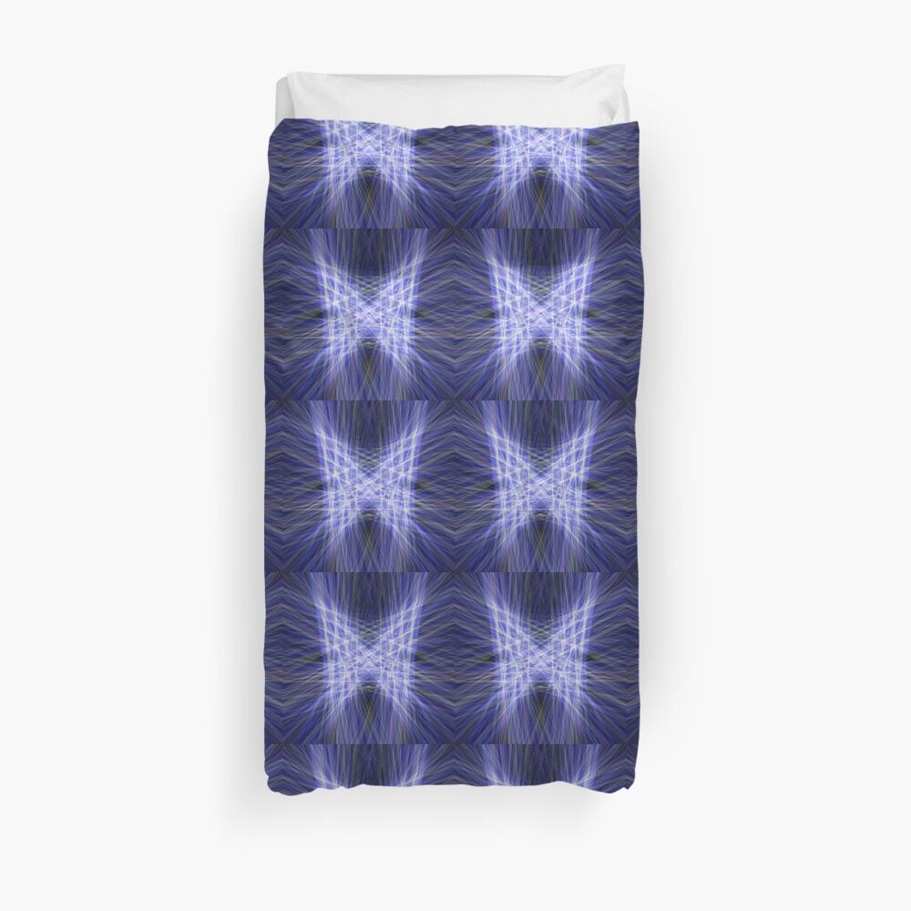 Laser Butterfly Duvet Cover