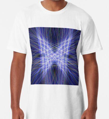 Laser Butterfly Long T-Shirt