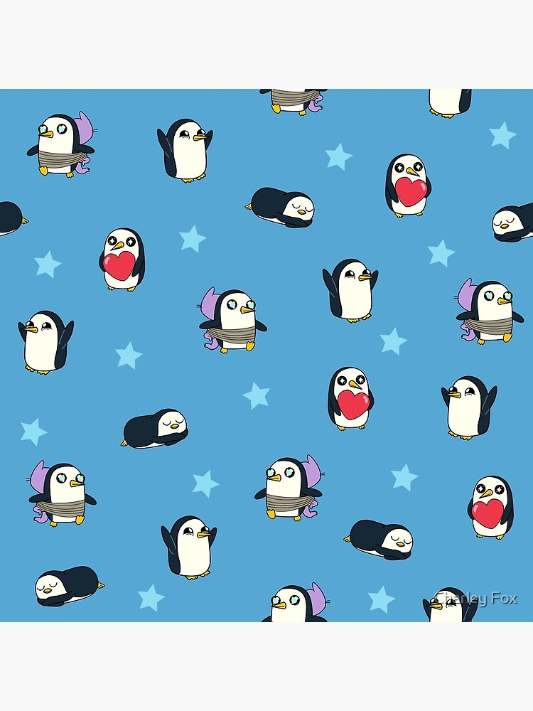 Gunter Pattern (Blue) by CharleyFox
