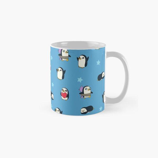 Gunter Pattern (Blue) Classic Mug