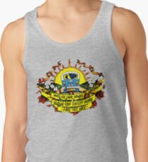 May The Four Winds Blow You Safely Home - Fare Thee Well Tank Top
