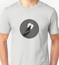 The Crow (grey sky) Unisex T-Shirt
