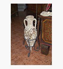 Albanian ancient artifact 04 Photographic Print