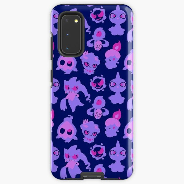 Ghost Pokemon Pattern Samsung Galaxy Tough Case