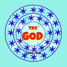 TRY GOD-TRY GOD by coolteeclothing