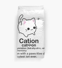 Cation  Duvet Cover