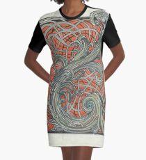nice curves Graphic T-Shirt Dress