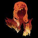 Mutter der Drachen von Dan Elijah Fajardo
