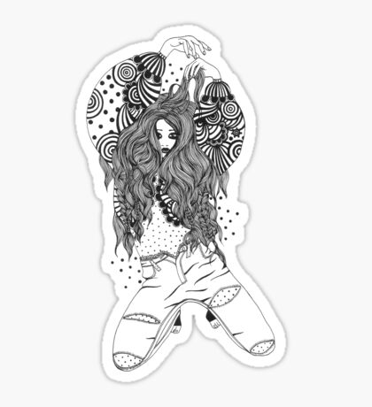 Dazed and Confused Sticker