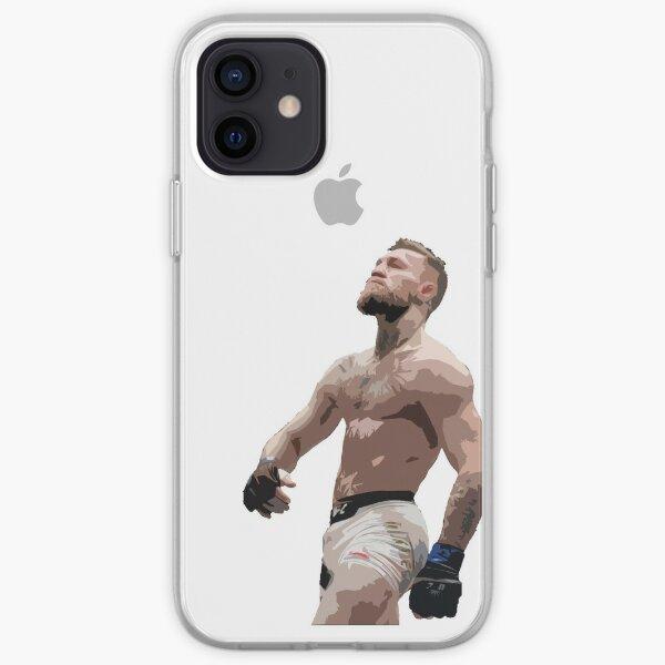 Funda iPhone Conor McGregor Funda blanda para iPhone