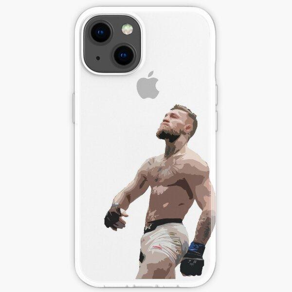 Coque iPhone Conor McGregor Coque souple iPhone