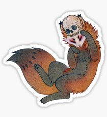 The Mischief Maker Sticker
